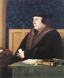 Holbein's portrait of Cromwell
