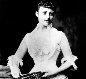 Young Edith Wharton
