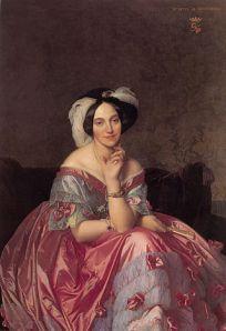 La baronne de Rothschild, Ingres, 1848