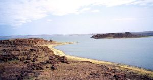 Lake Turkana, in northern Kenya. Tessa Quayle's body is found here.